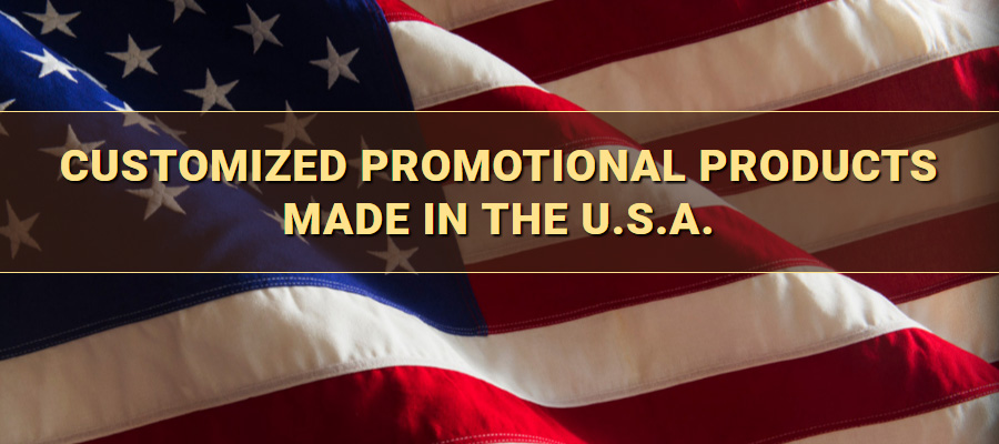 Customized Promotional Products Made In The U.S.A.