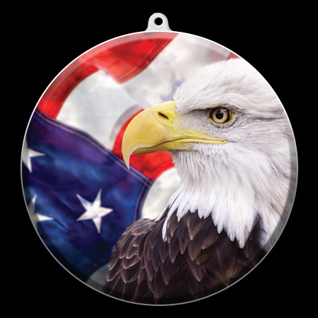 "The ""America"" Suncatcher Collection"