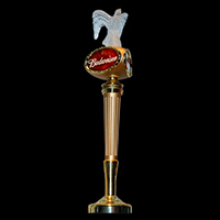 Budweiser Eagle Tap Handle